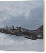 Aero L-39 Albatross Vandy 1 Wood Print