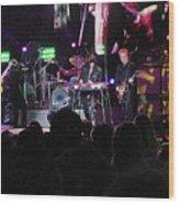 Aerosmith-00128 Wood Print
