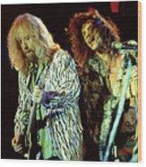 Aerosmith-94-brad-steven-1166 Wood Print