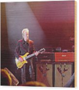 Aerosmith-brad Whitford-00154 Wood Print