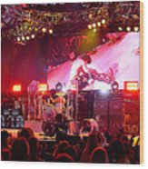 Aerosmith-joe Perry-00155 Wood Print