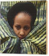 Africa Diasporan Wood Print