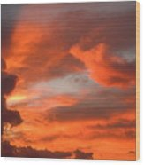 After The Storm 1 Wood Print