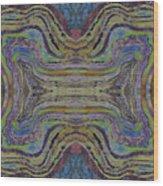 Agate Inspiration - 24c  Wood Print
