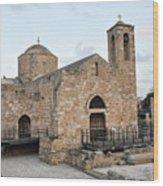 Agia Kyriaki, Paphos, Cyprus Wood Print
