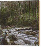 Agura Pass Wood Print