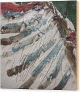 Ahoy - Tile Wood Print