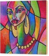 Aida Wood Print