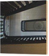 Aiken Stairs Wood Print