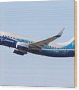 Air Berlin B737 700 Dreamliner D Abbn Wood Print