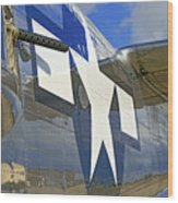 Air Force Wood Print