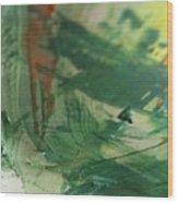 Air Fruit Wood Print