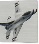 Air Speed Wood Print
