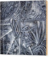 Aiwass Wood Print