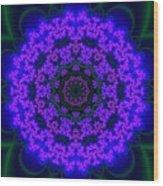 Akbal 9 .4 Wood Print