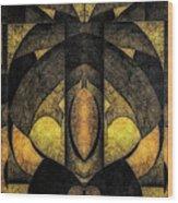 Akkorokamui Wood Print