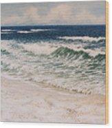 Alabama Coast Wood Print
