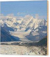 Alaska  Americas Final Frontier Wood Print