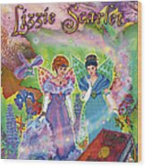 Alaska Berry Fairies Book 2 Lizzie Scarlet Wood Print