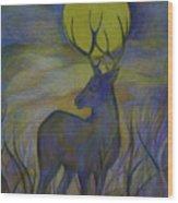 Alaska Stories. Part Four Wood Print