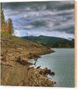 Alder Lake Wood Print