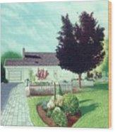 Aldershot Home Wood Print