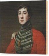 Alexander Dirom Wood Print