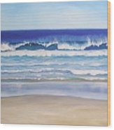 Alexandra Bay Noosa Heads Queensland Australia Wood Print