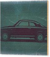 Alfa Romeo Gtv Wood Print