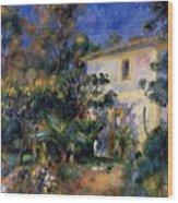 Algiers Landscape 1895 Wood Print