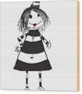 Alice Wood Print