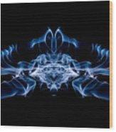 Alien Bug Wood Print