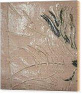 Alight - Tile Wood Print