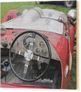 Allard J2 Racer. Wood Print