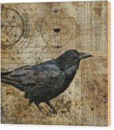 Almanac Wood Print