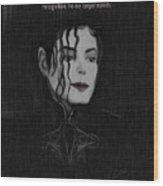 Alone In The Dark II Wood Print