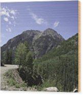 Alpine Loop Trail Wood Print