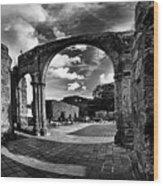 Altagracia - Ruinas Wood Print