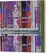 Alternate Reality 24-2 Wood Print