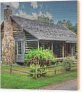 Alumni Museum Wood Print