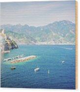 Amalfi Coast, Italy IIi Wood Print
