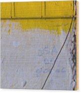 Amarillo Wood Print
