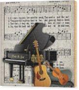 Amazing Grace-jp3513 Wood Print