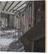 Ambassador Apartments May 11 2015 004 Wood Print
