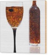 Amber #8118 Wood Print