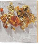 Amber #8341 Wood Print