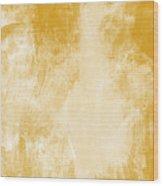 Amber Waves Wood Print