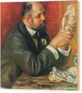 Ambroise Vollard 1908 Wood Print