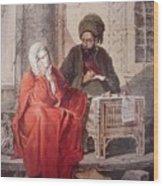 Amedeo Preziosi Wood Print