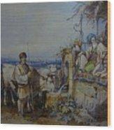 Amedeo Preziosi Shephard Wood Print